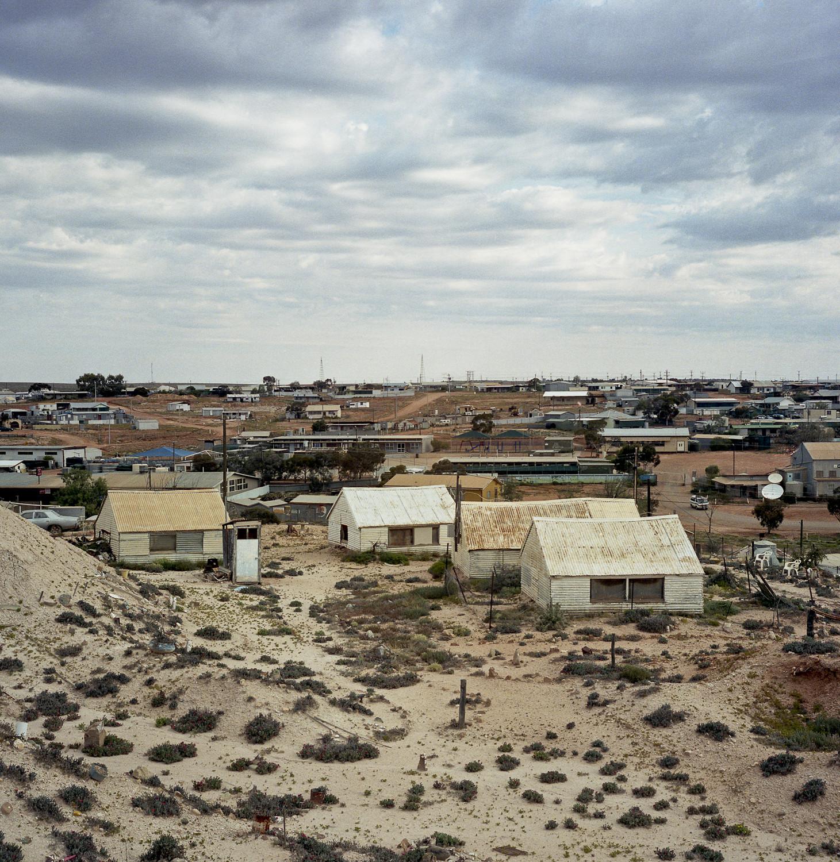shanty town, Andamooka
