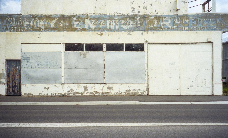 garage, Tailem Bend