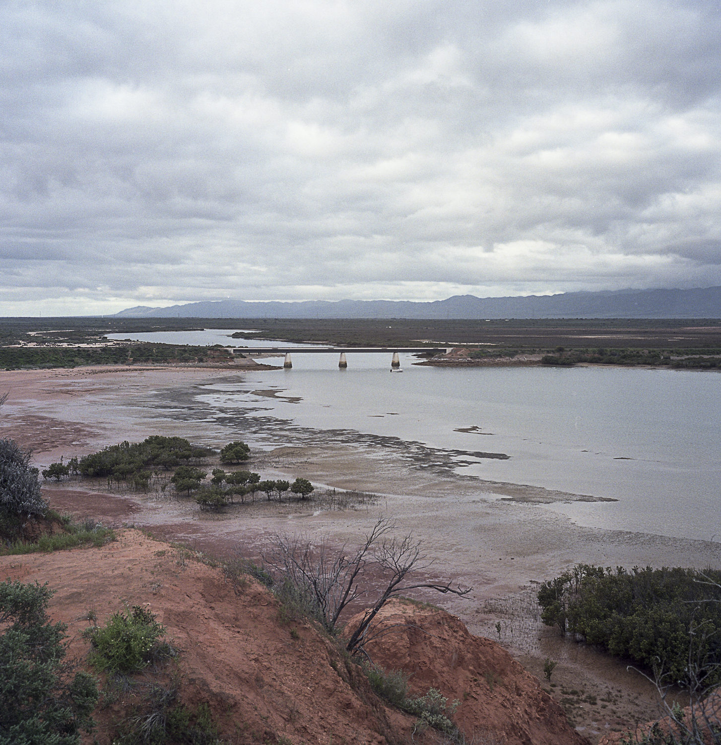 railway bridge, Port Augusta