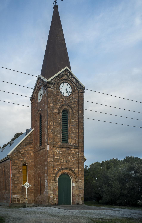Anglican Church, Kapunda, SA