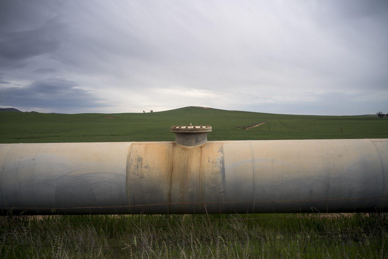 Mannum-Whyalla pipeline